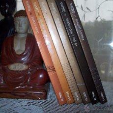 Música de colección: 6 LIBROS CON CD SABINA, PALABRAS HECHAS CANCIONES. Lote 42642468