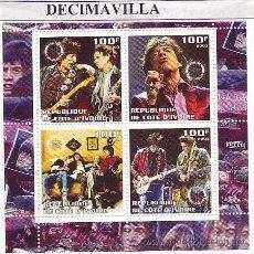 Música de colección: PRMS516, COSTA DE MARFIL, 2003, ROLLING STONES. Lote 43070819