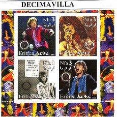 Música de colección: PRMS526, ERITREA, 2003, ROLLING STONES. Lote 43093060