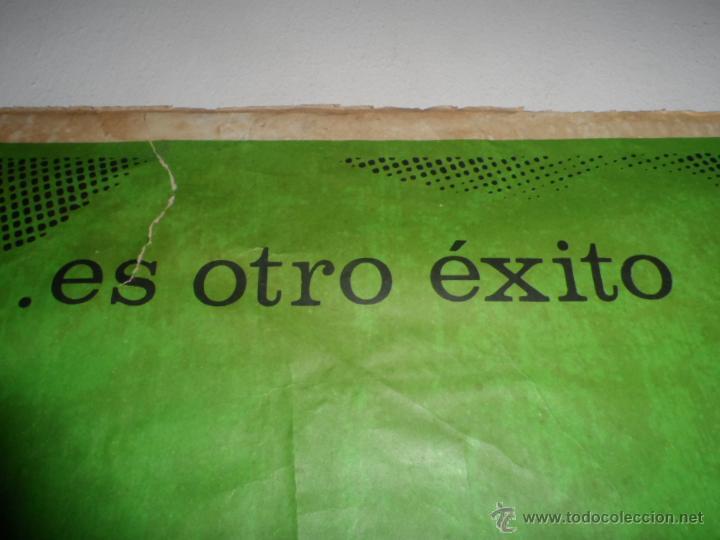 Poster Original 1968 Los Iberos Grupo Musical L Sold Through