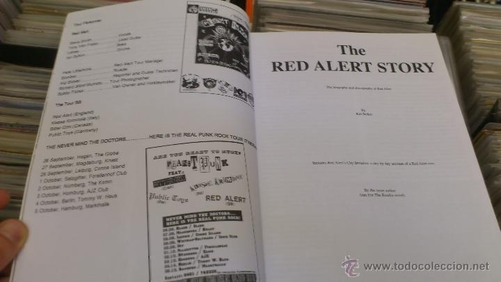Música de colección: Red alert the story so far libro por Kid stoker Street music publishing Punk Oi! Skinhead - Foto 2 - 43861311