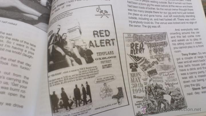 Música de colección: Red alert the story so far libro por Kid stoker Street music publishing Punk Oi! Skinhead - Foto 3 - 43861311