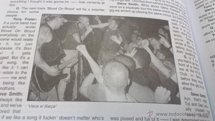 Música de colección: Red alert the story so far libro por Kid stoker Street music publishing Punk Oi! Skinhead - Foto 4 - 43861311
