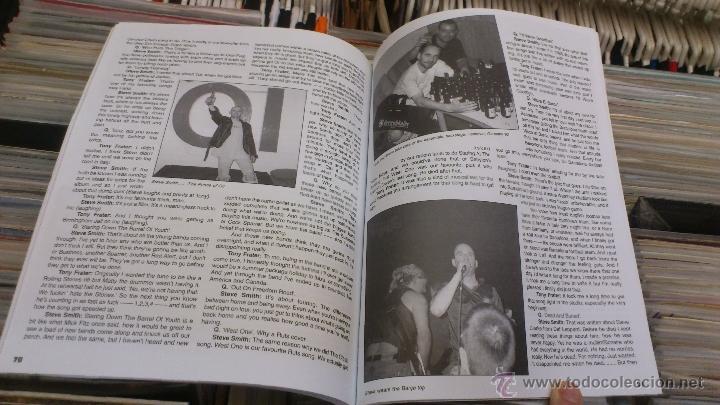 Música de colección: Red alert the story so far libro por Kid stoker Street music publishing Punk Oi! Skinhead - Foto 5 - 43861311