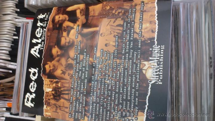 Música de colección: Red alert the story so far libro por Kid stoker Street music publishing Punk Oi! Skinhead - Foto 6 - 43861311
