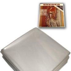 Musica di collezione: 100 FUNDAS PARA DISCOS DE VINILO LP Y DOBLE LP - PARA TODOS LOS TAMAÑOS - GROSOR 400 - NUEVAS -. Lote 225808641