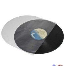Musica di collezione: 50 FUNDAS INTERIORES CARPETA PARA DISCOS DE VINILO LP Y MAXIS -NUEVAS- SIN PAPEL. Lote 138922918