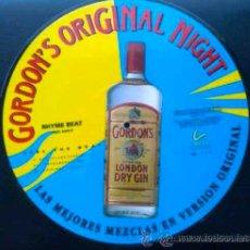Música de colección: GINEBRA GORDON'S - RHYME BEAT - SAFE P - DISCO IMPRESO - LP DE VINILO PUBLICIDAD DE LA MARCA GORDONS. Lote 26384288