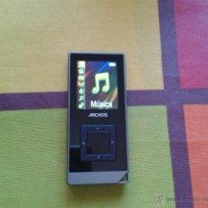 Música de colección: REPRODUCTOR MULTIMEDIA MP3 ARCHOS PANTALLA LCD FM RADIO 4GB,HASTA 80H. DE BATERÍA.. Lote 47038355
