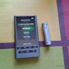 Música de colección: REPRODUCTOR ARCHOS MP3 MEDIA PLAYER 6CM LCD & YAMAHA DSP SOUND TECHNOLOGIE 8GB. Lote 76793071