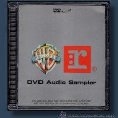 Música de colección: DVD AUDIO SAMPLER. STEELY DAN, BARENAKED LADIES, JONI MITCHELL, ERIC CLAPTON, PAUL SIMON, NEIL YOUNG. Lote 47199069