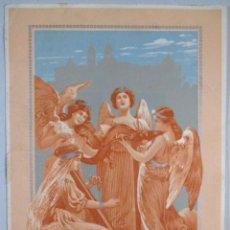 Música de colección: PROGRAMA GRAN CASINO DE SAN SEBASTIÁN , 1920 , DEBUSSY , WAGNER. Lote 52571600