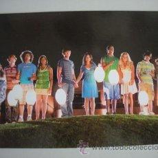 Música de colección: MAGNIFICA FOTO POSTAL DE - HIGH SCHOOL MUSICAL 2 - Nº 89 -. Lote 52740382