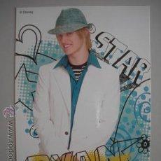 Música de colección: MMAGNIFICA FOTO POSTAL DE - HIGH SCHOOL MUSICAL 2 - Nº65 - DE RYAN -. Lote 52740356