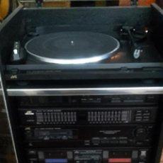 Música de colección: EQUIPO DE MÚSICA JVC. Lote 52753502