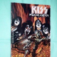 Música de colección: KISS - PSYCHO CIRCUS - COMIC Nº3 - PLANETA DE AGOSTINI. Lote 54371007