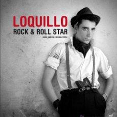 Música de colección: LOQUILLO * LIBRO 380 PÁGINAS TAPAS DURAS * EDICIÓN LIMITADA * NUEVO * FOTOS INÉDITAS. Lote 145175437