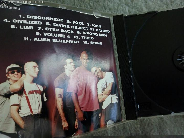 Caja rollins band sin el cd weight libreto comprar en msica de coleccin caja rollins band sin el cd weight libreto malvernweather Choice Image