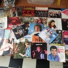 Música de colección: GRAN LOTE DE CARATULAS ORIGINALES PARA DISCOS SINGLES VER FOTOS. Lote 54738297