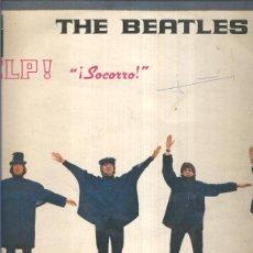 Música de colección: DISCO LP: BEATLES: HELP. Lote 55533636