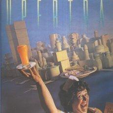 Música de colección: DISCO LP: SUPERTRAMP: BREAKEAST IN AMERICA. Lote 55533916