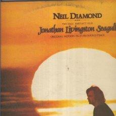 Música de colección: DISCO LP- NEIL DIAMON : JONATHAN LIVINGSTON SEAGULL. Lote 191702716