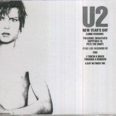 Música de colección: CD MUSICA: U2 - NEW YEAR,S DAY (SINGLE). Lote 55636904