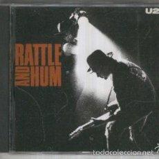 Música de colección: CD-MUSICA: U2 - RATTLE AND HUM (ISLAND 1988). Lote 55669959