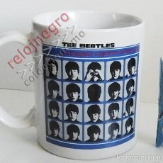Música de colección: TAZA THE BEATLES - A HARD DAY'S NIGHT - GRUPO BRITÁNICO DE MÚSICA ROCK - DECORACIÓN JOHN LENNON LOS. Lote 55701490