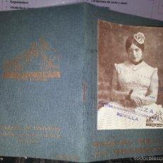 Música de colección: RAQUEL MELLER COLECCION DE COUPLETS MARCA GRAMOFONO 1916 LA VOZ DE SU AMO. Lote 57076722