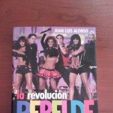 Música de colección: LIBRO NUEVO CON DVD CON ENTREVISTA EXCLUSIVA GRUPO RBD LA REVOLUCIÓN REBELDE WAY. Lote 277686223