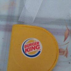 Música de colección: PORTA CD BURGER KING. . Lote 57386719