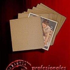 Música de colección: 100 CARTONES EMBALAJE Y ENVIO PARA LA PROTECCION DE LOS DISCOS VINILO SINGLES 7 PULGADAS Y EP. Lote 218365551