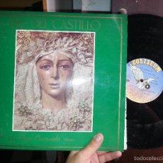 Música de colección: DISCO GRANDE SEMANA SANTA SEVILLA VIRGEN DE LA ESPERANZA MACARENA 25 AÑOS CORONADA 1988. Lote 58457109