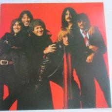 Música de colección: JEFFERSON STARSHIP - CARPETA DURA INTERIOR DEL LP FREEDOM AT POINT ZERO 1979 USA (SIN DISCO). Lote 61148455