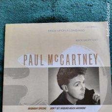 Música de colección: MAXI SINGLE PAUL MCCARTNEY BEATLES . Lote 62122652