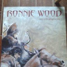 Música de colección: CARTEL POSTER . RONNIE WOOD. ROLLING STONES . PROMOCIONAL. ORIGINAL.. Lote 67290613