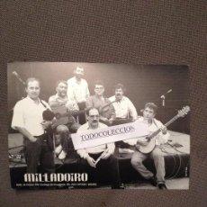 Música de colección: FOTO ORIGINAL MILLADOIRO, PROMOCIONAL. Lote 67920801