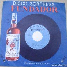Música de colección: DISCO SORPRESA DE FUNDADOR. LOS RELAMPAGOS. Lote 75210775