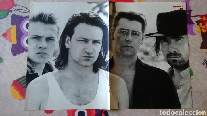 PÓSTER U2 - SYLVESTER STALLONE (Música - Varios)