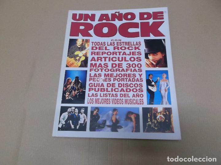 UN AÑO DE ROCK : 1991 (LIBRO) UN AÑO DE ROCK 1991 AÑO 1991 (Música - Varios)