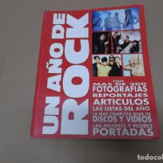 Música de colección: UN AÑO DE ROCK : 1992 (LIBRO) UN AÑO DE ROCK 1992 AÑO 1992. Lote 76678415