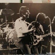 Música de colección: THE BEATLES CARTEL PÓSTER PRIMERA CONVENCIÓN EUROPEA VALENCIA 1981. Lote 78211129