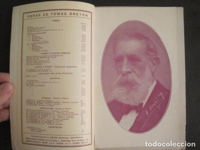 Música de colección: TOMAS BRETON Y SUS EXITOS -VER FOTOS-(V-10.054) - Foto 3 - 80759366