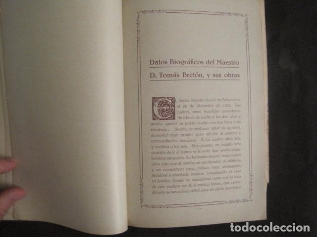 Música de colección: TOMAS BRETON Y SUS EXITOS -VER FOTOS-(V-10.054) - Foto 7 - 80759366