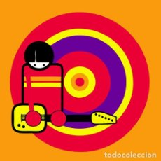 Música de colección: LOS PLANETAS - CAMISETA - SUPER 8. Lote 100020455