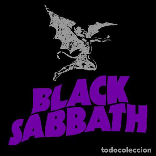 BLACK SABBATH CAMISETA (Música - Varios)