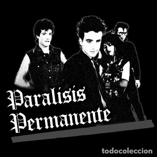 PARALISIS PERMANENTE TSH - CAMISETA (Música - Varios)