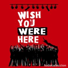 Música de colección: WISH YOU WERE HERE CAMISETA. Lote 81995860