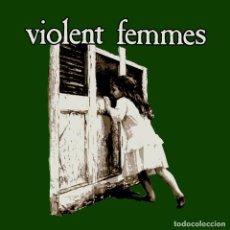 Música de colección: VIOLENT FEMMES CAMISETA. Lote 81995976